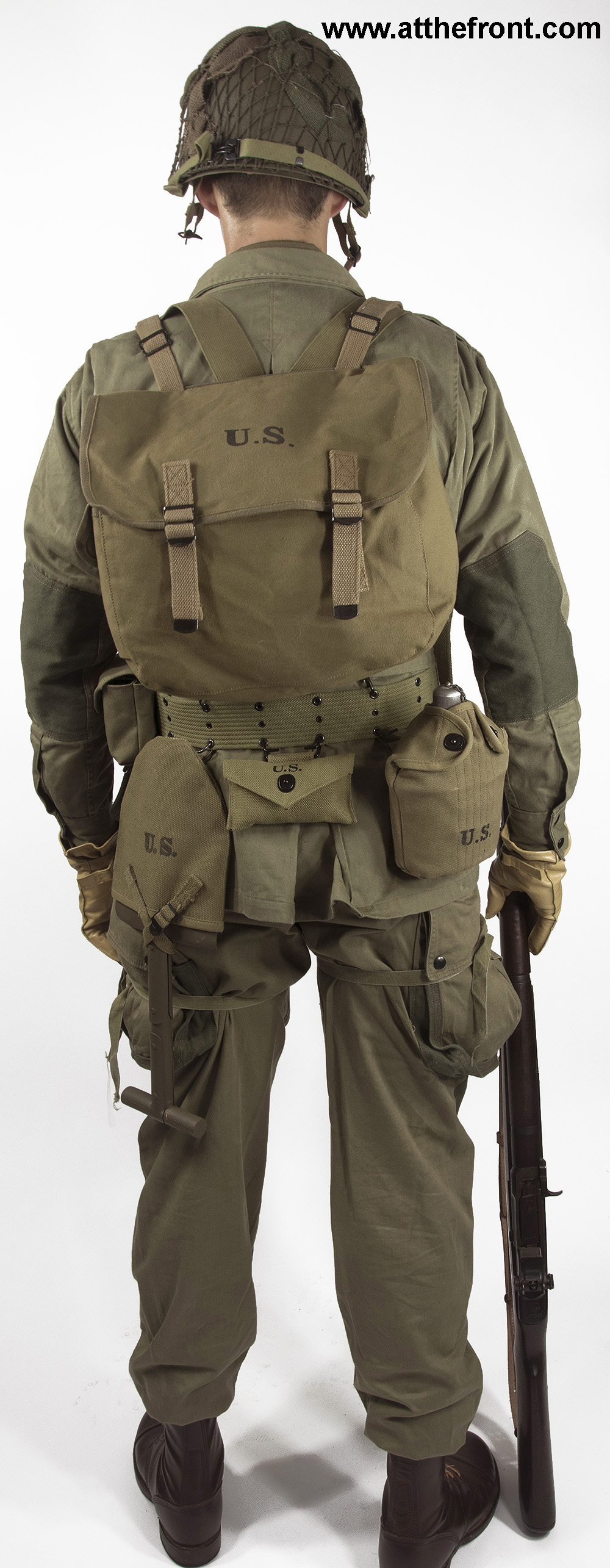 Us Wwii 506th Easy Company Paratrooper Package Atf